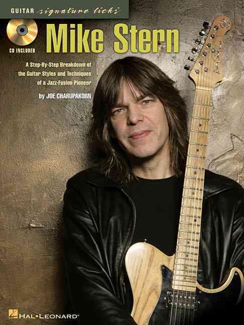 Mike Stern By Charupakorn, Joe