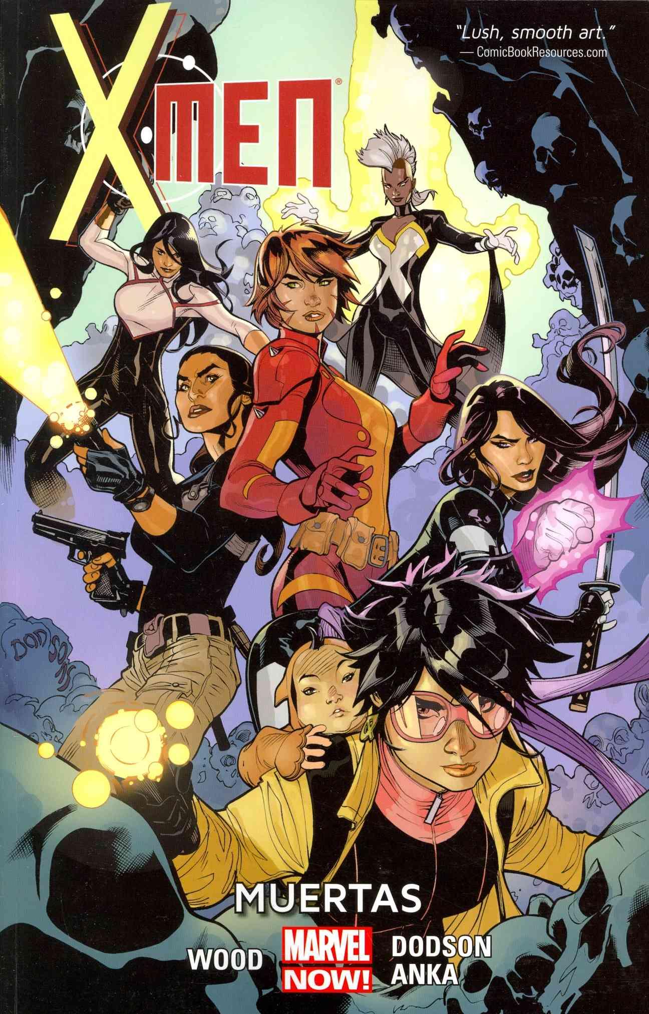 X-Men 2 By Wood, Brian/ Dodson, Terry (ILT)